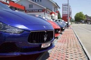 Maserati Ferrari