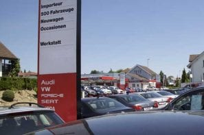 Audi VW Porsche Seat Skoda