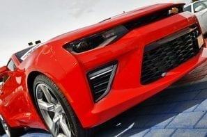Brandneuer Chevrolet Camaro 2016 - Auto Kunz AG