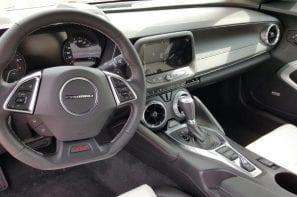 Chevrolet Camaro 6.2 V8 2SS 2016
