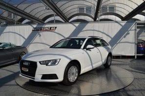 Neuer Audi A4 Avant 2016 ab Lager verfügbar - Auto Kunz AG 19