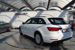 Neuer Audi A4 Avant 2016 ab Lager verfügbar - Auto Kunz AG 21