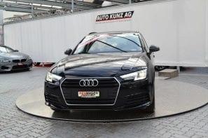 Neuer Audi A4 Avant 2016 ab Lager verfügbar - Auto Kunz AG 26