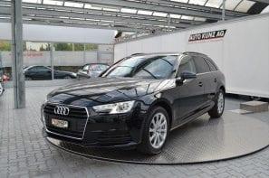 Neuer Audi A4 Avant 2016 ab Lager verfügbar - Auto Kunz AG 28