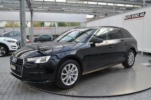 Neuer Audi A4 Avant 2016 ab Lager verfügbar - Auto Kunz AG 29
