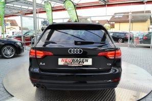 Neuer Audi A4 Avant 2016 ab Lager verfügbar - Auto Kunz AG 33