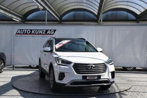 Hyundai Grand Santa Fe Facelift