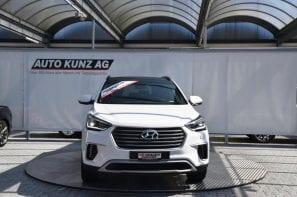 Hyundai Grand SantaFe Facelift