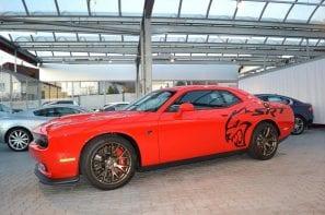 Dodge Hellcat Challenger