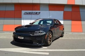 Dodge Hellcat Charger