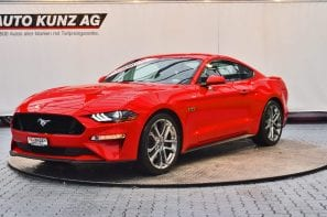 Ford Mustang 2018 Premiere