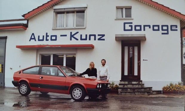 Auto Kunz - Geschichte - Auto Kunz AG 7