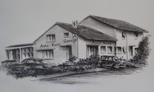 Auto Kunz - Geschichte - Auto Kunz AG 6