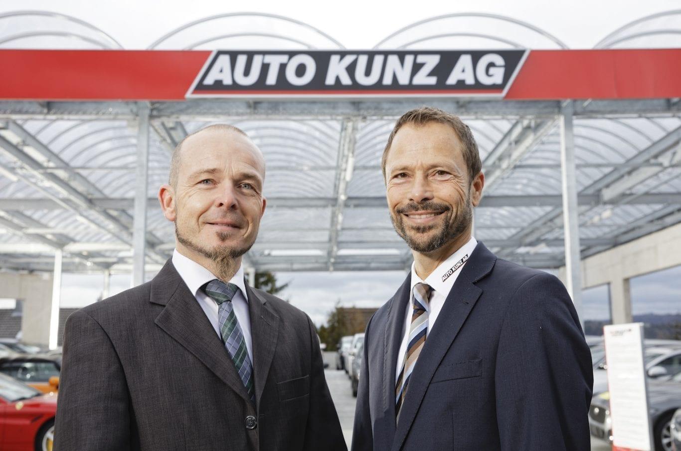 Garage Auto Kunz heute - Auto Kunz AG 7