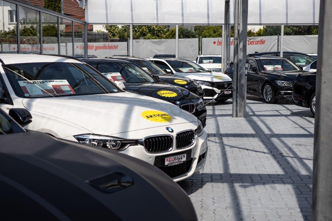Übersicht der Auto Marken - Auto Kunz AG
