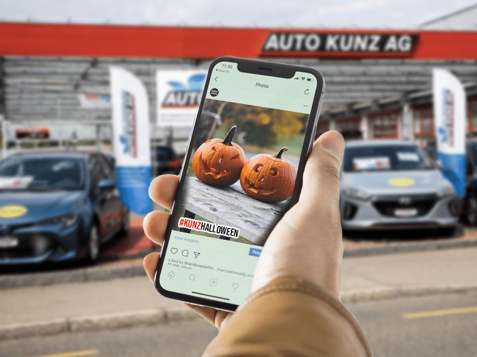 Halloween - Auto Kunz AG 2