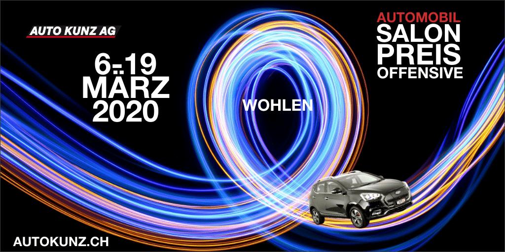 Preissturz-Tage bis 05.03.2020 - Auto Kunz AG 1