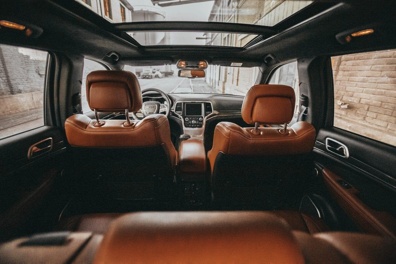 Jeep Grand Cherokee 6.4 SRT8 4×4: Wir sind keine Freunde - Auto Kunz AG 103