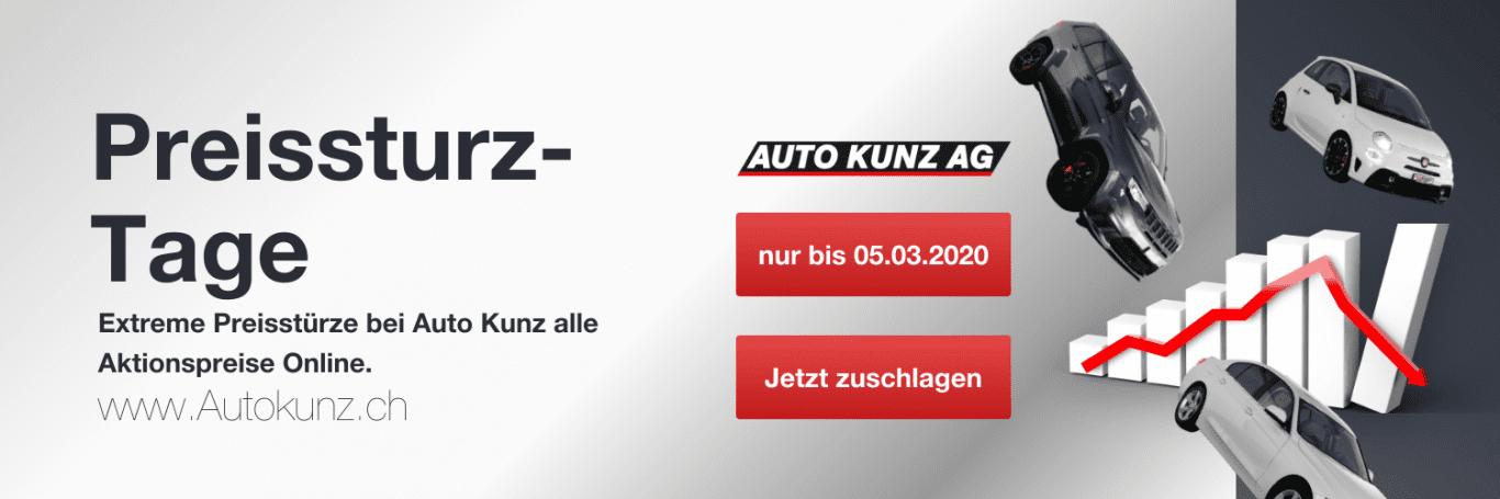 Aktions-Wochen bis 14.2.2020 - Auto Kunz AG 13