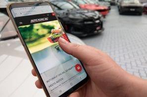 Im Kampf gegen den Coronovirus Autos online kaufen ohne Ansteckungsgefahr