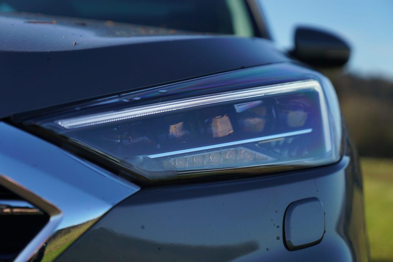 Hyundai Tucson: Hauptmerkmal beheiztes Steuerrad - Auto Kunz AG 6