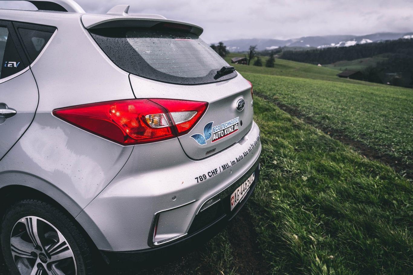 Emissionsfreie Mobilität für alle - Auto Kunz AG 3
