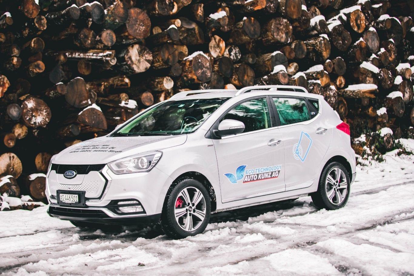 Emissionsfreie Mobilität für alle - Auto Kunz AG