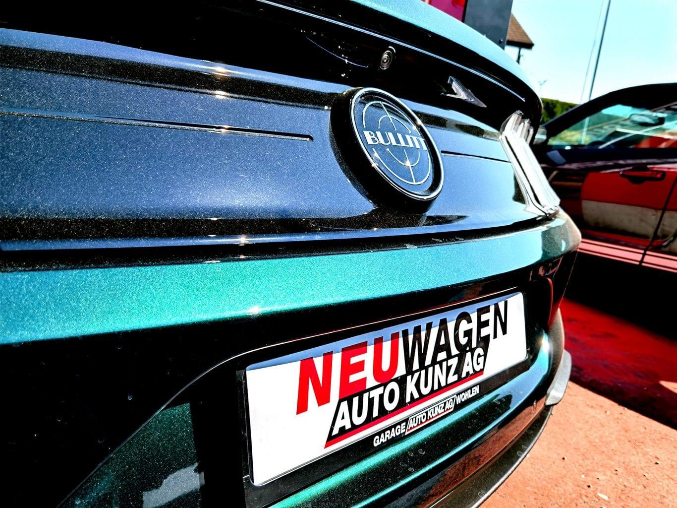 Bullitt: Wie ein Auto der grössere Star wurde als eine Kinolegende - Auto Kunz AG 4