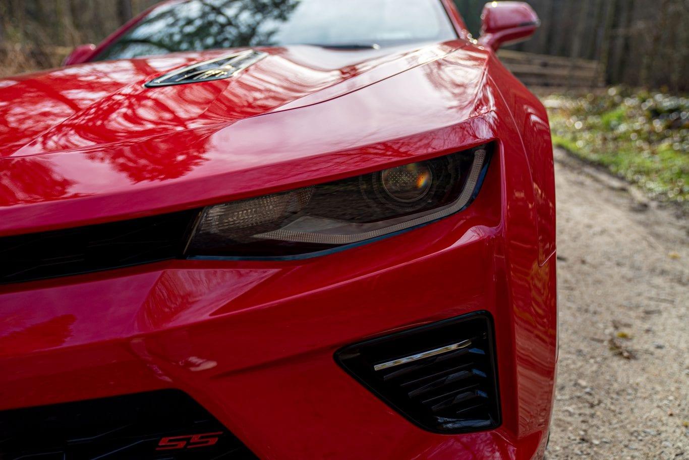 Chevrolet Camaro: Eine Geschichte von Nicht-Französisch und dem grössten Telefonanruf der Geschichte - Auto Kunz AG 6