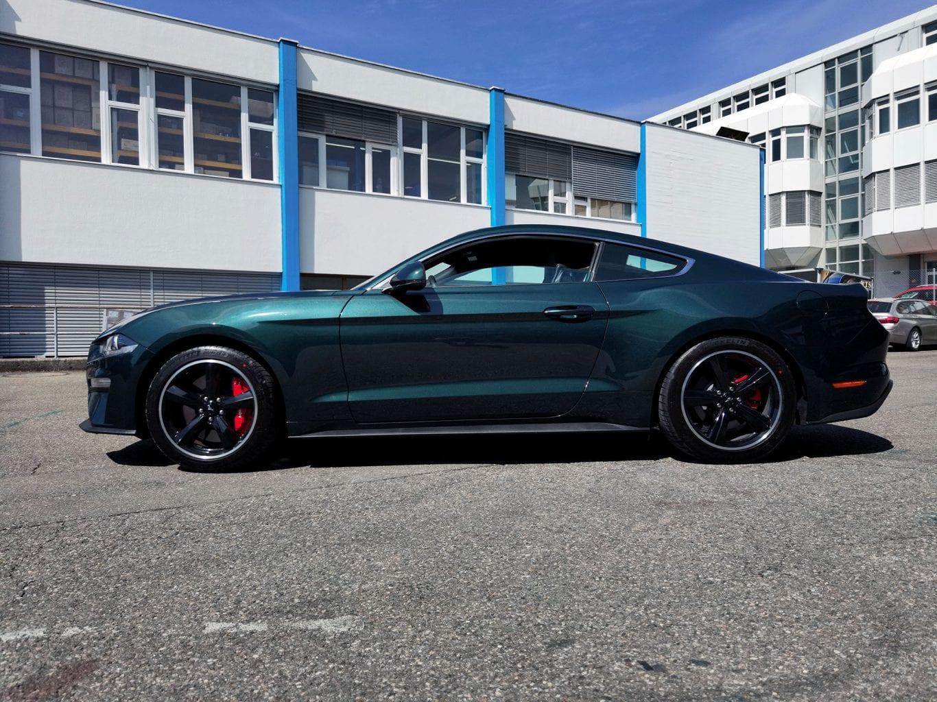 Ford Mustang Bullitt: Korrigierter Kult - Auto Kunz AG 5