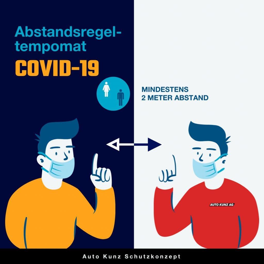 Coronavirus Info - Was bleibt, was ändert sich. - Auto Kunz AG 6
