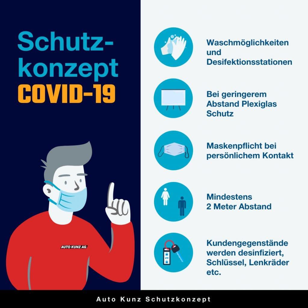Coronavirus Info - Was bleibt, was ändert sich. - Auto Kunz AG 7