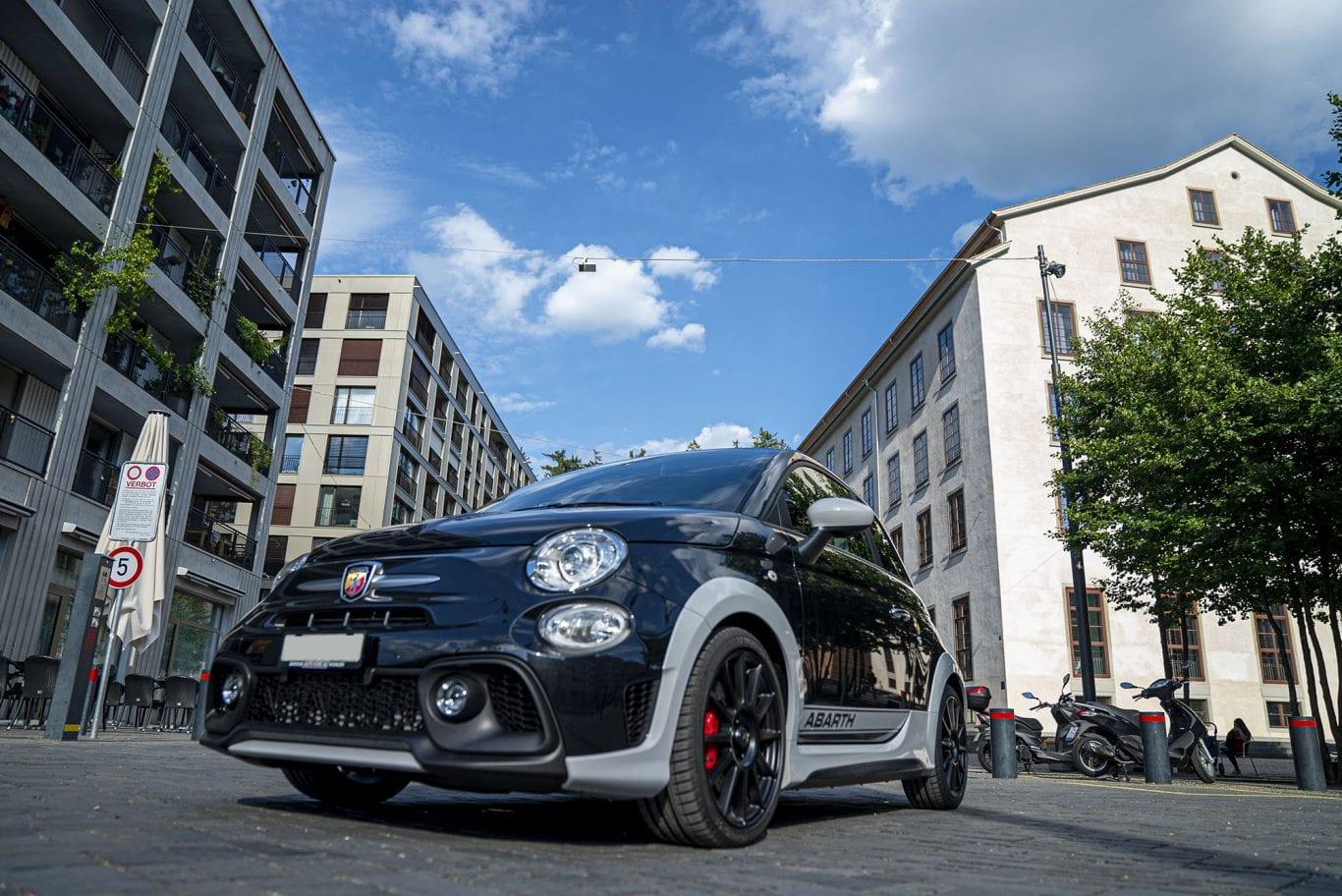 Fiat 500 Abarth 695 70 Anniversario: Fiat, wir müssen reden - Auto Kunz AG 3