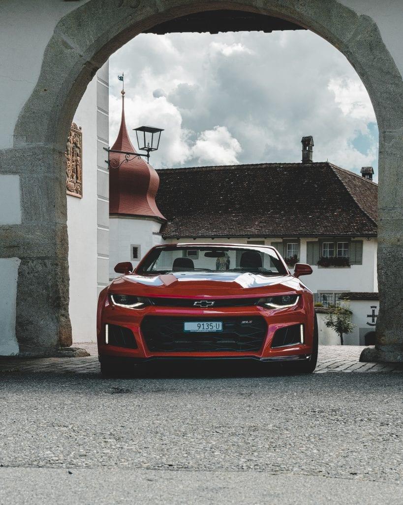 Der Chevrolet Camaro ZL1 und die Zwei-Minuten-Freundschaft - Auto Kunz AG 19