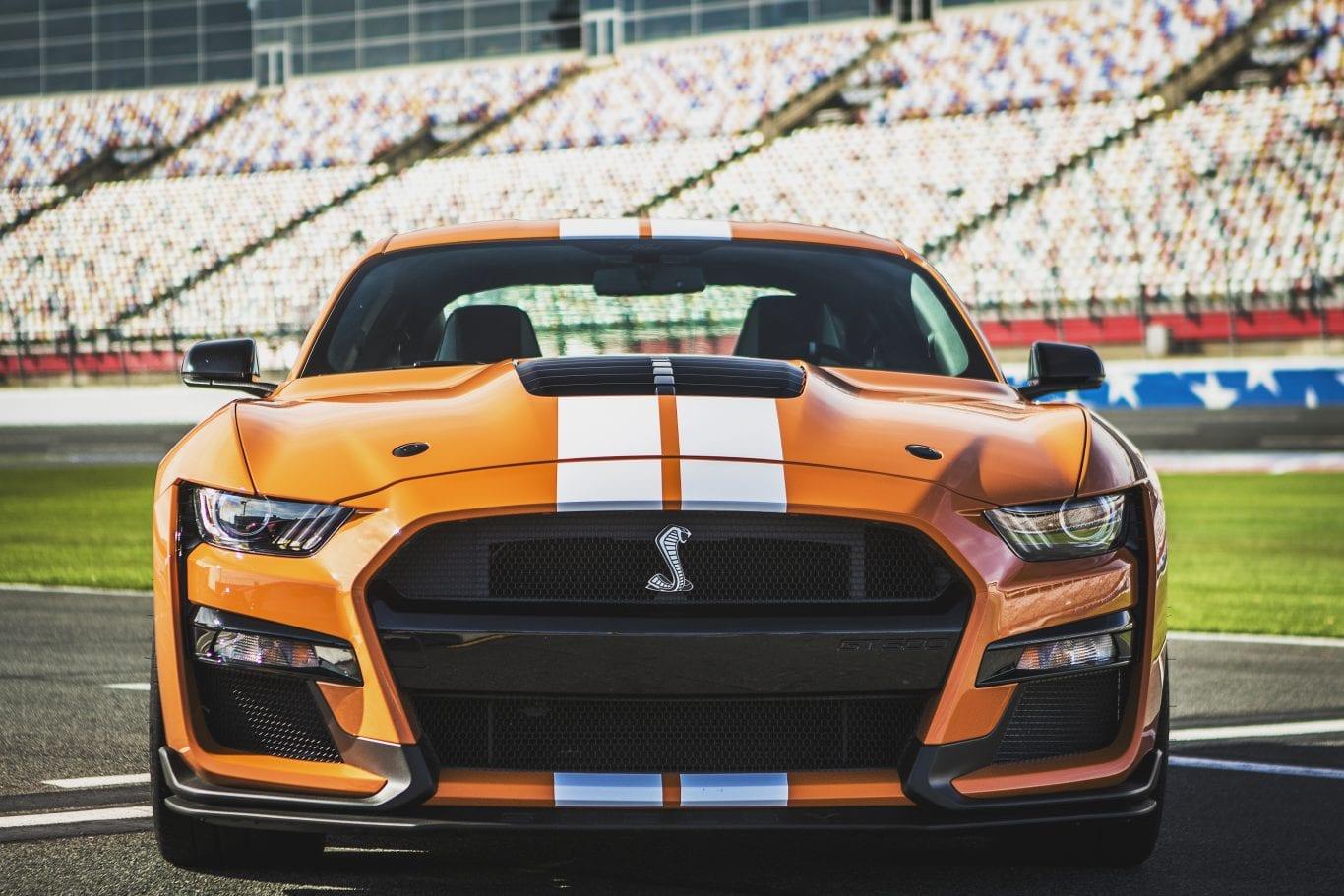 Ford Mustang Mach 1: Limitiert, stark, grau, wirft Fragen auf - Auto Kunz AG