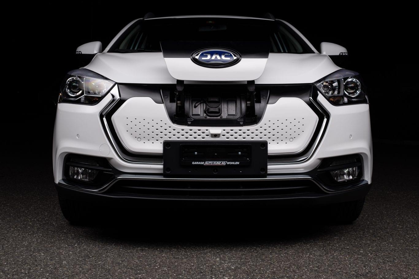 JAC – Auto Kunz ist offiziell neuer Generalimporteur - Auto Kunz AG 8