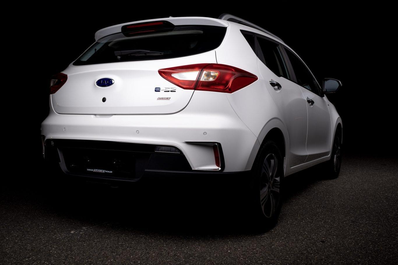 JAC – Auto Kunz ist offiziell neuer Generalimporteur - Auto Kunz AG 3