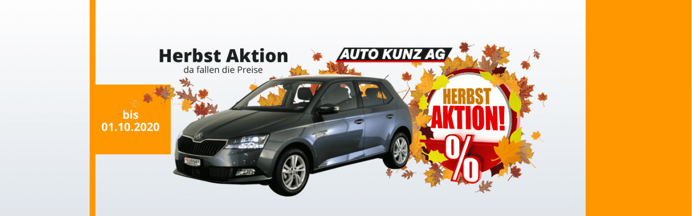 Homepage DE - Auto Kunz AG 77