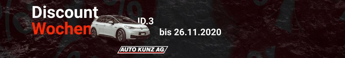 Discount Wochen bis 26.11.2020 - Auto Kunz AG 5