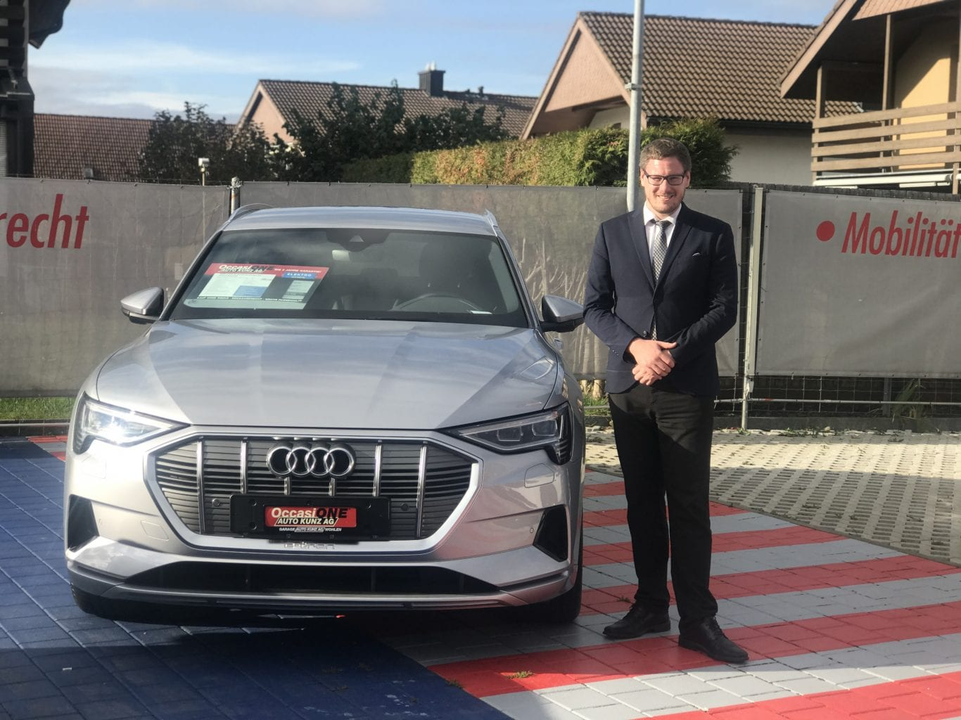Martin Büchel eidgenössische höhere Fachprüfung für Verkaufsleiter bestanden - Auto Kunz AG 4