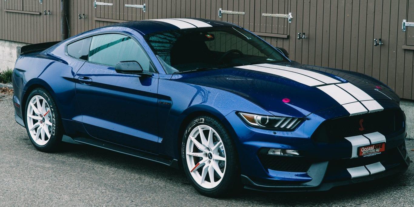 2016 Shelby Mustang im Test: Wie schnell ist das Pony Car wirklich? - Auto Kunz AG 2
